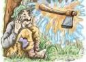 Oduncunun rüyası